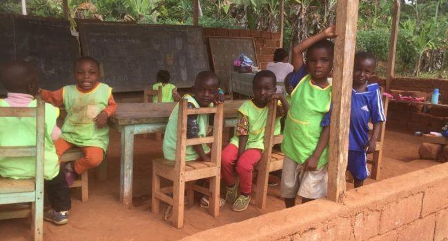 Neues von unserer Patenschule in Kamerun